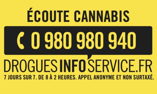 Écoute Cannabis