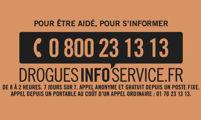 Drogues Info Service