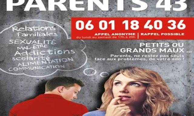 ALLO ECOUTE PARENTS 43