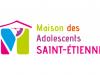 Logo de la Maison des adolescents de Saint-Étienne